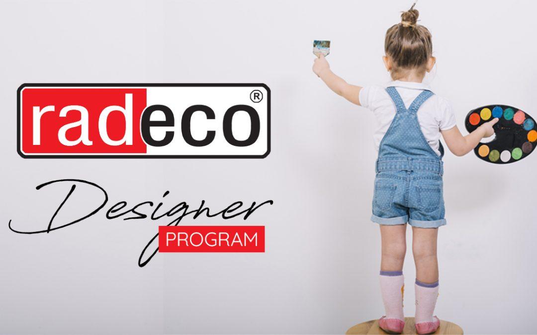 Az első Radeco Designerek